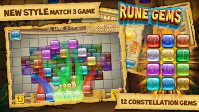 Rune Gems - Deluxe Скриншоты3