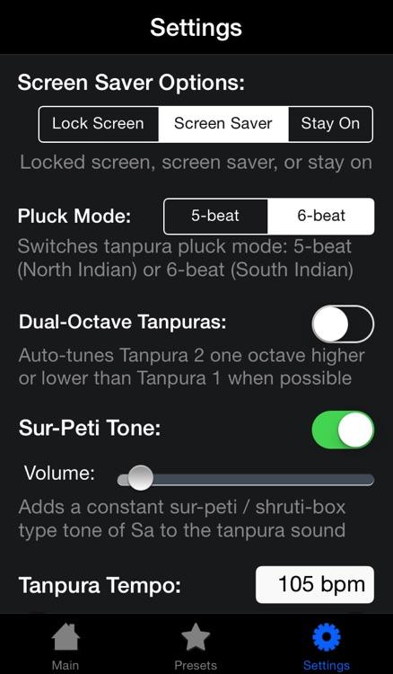 iTanpura Lite - Tanpura Player screenshot-4
