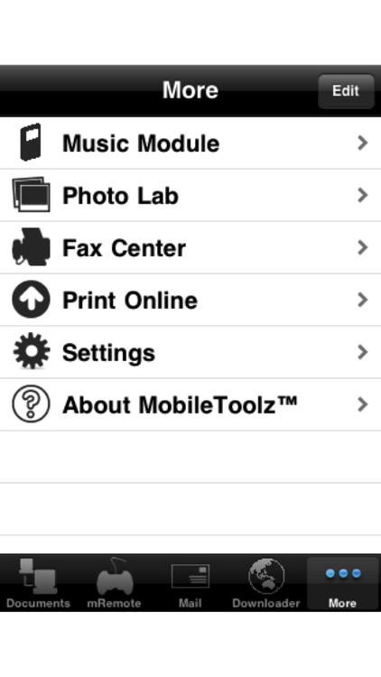 MobileToolz™ (Print, Fax, Scan, Present, +More) screenshot-3