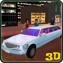 Modern Party Limo Driver: Driving Jumbo Simulator 3D
