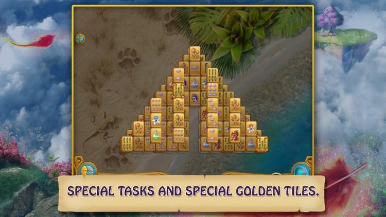 Mahjong Magic Journey 2 Free screenshot-4