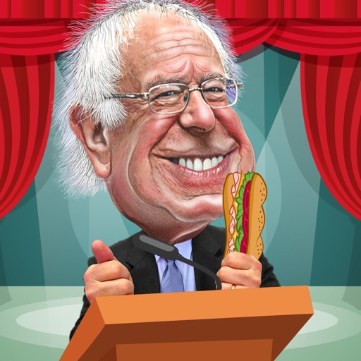 Bernie Sandwiches - Run For The White House