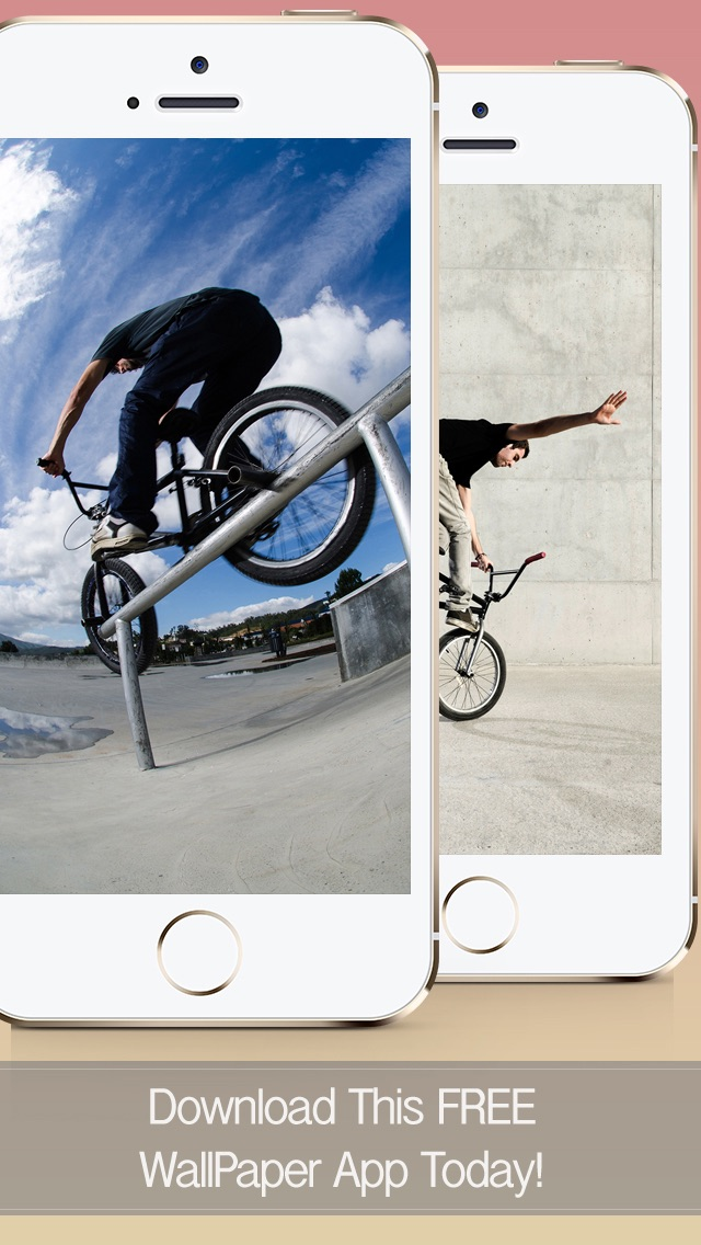 Bmx Wallpapers & Backgrounds - Get Pumped Over The Best Free HD Images of Bikers! screenshot one