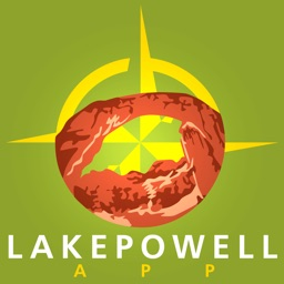 Lake Powell Map App