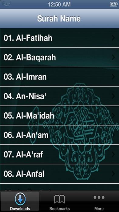 """Audio Quran MP3 -""""for Zaki Daghistani"""""""