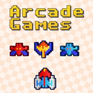 Best 80s arcade games app