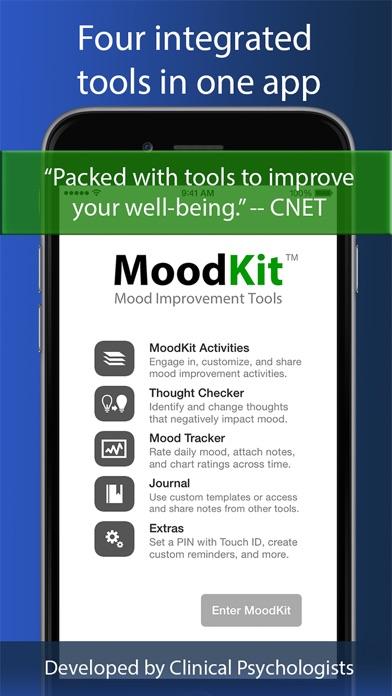 Moodkit review screenshots