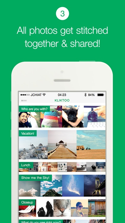 KlikToo : Real-Time Photo Sharing with Friends screenshot-3