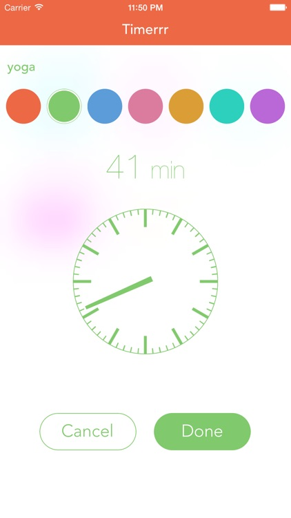 Timerrr - Multiple timers for fitness, cooking, study and more screenshot-3