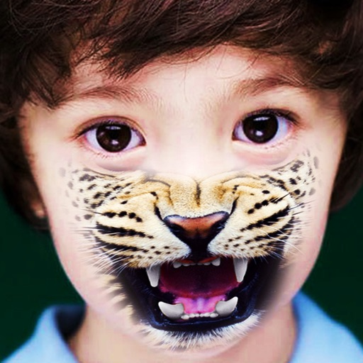 Animal Face Tune Pro - Sticker Photo Editor to Blend, Morph and Transform Yr Skin with Wild Animal Textures