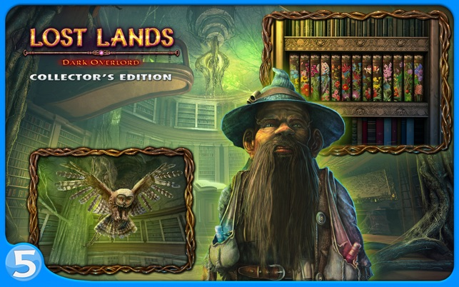 Lost Lands: Dark Overlord Collector's Edition Screenshot