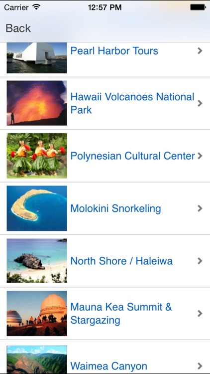 Hawaii Attractions screenshot-4