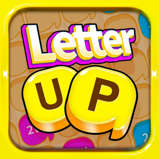 Letter UP: Live Word Game for iPad Pro