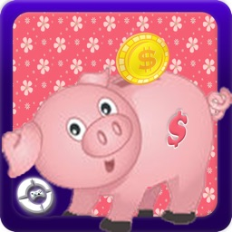 Piggy Bank - Crossy Piggy Game