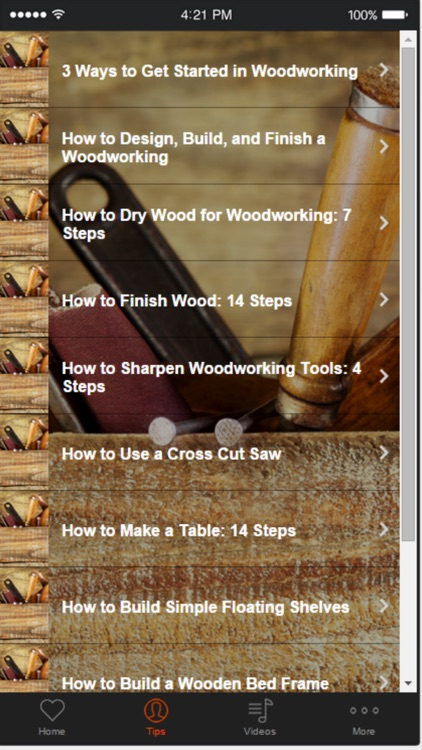 Woodworking Plans - The Guide to Easy Woodworking
