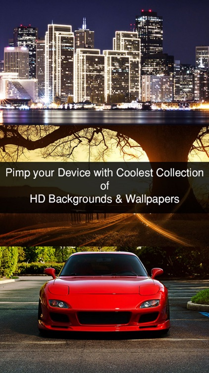 HD Wallpapers & Backgrounds for iPhone