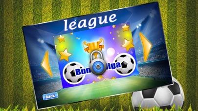 Real Soccer League screenshot four