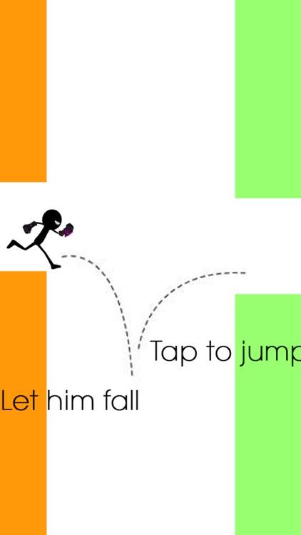 A Stick Jump Journey