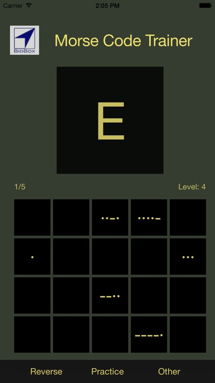 Morse Code Training screenshot-2