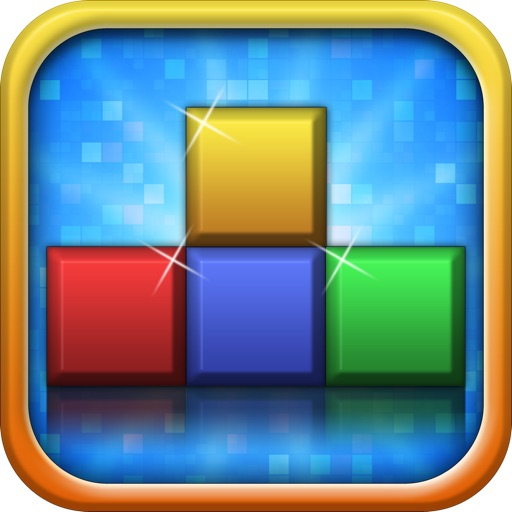 Old-Fashioned Bricks HD Pro (like classic tetris game)