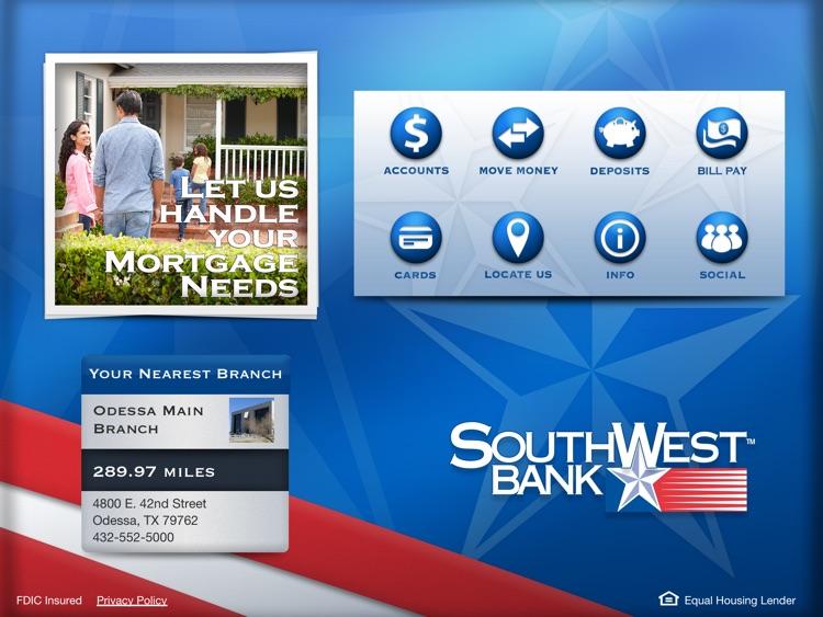 southwest bank odessa
