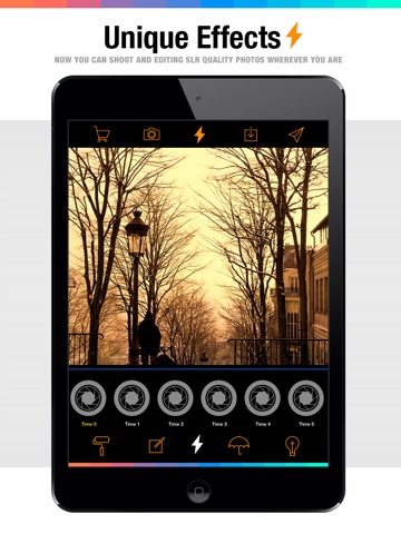 Screenshot #6 pour Live FX - camera effects plus photo editor