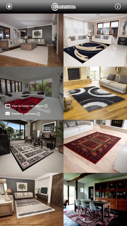 Carpet Call Rug Visualiser screenshot-4