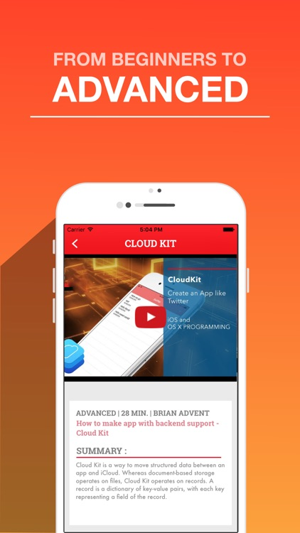 Video Tutorials For Swift Programming Language - Learn How