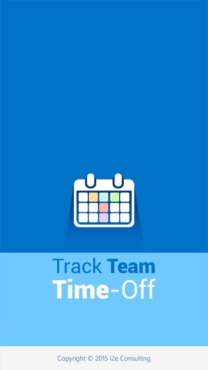 Track Team Time-Off screenshot-4