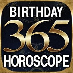 """【365 Birthday Fortune】My horoscope """"destiny/love/money"""""""