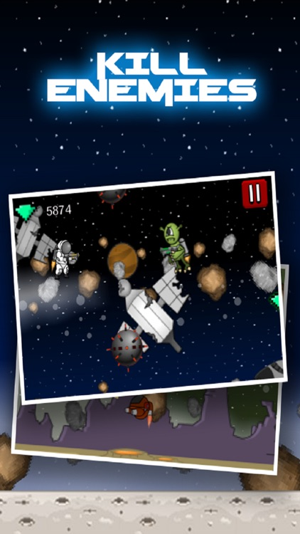 Alien Galaxy – Legend of the Stars screenshot-3