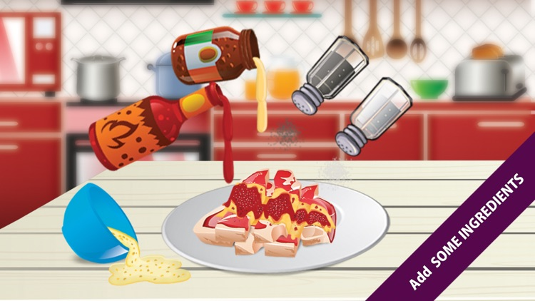 Steak Taco Maker – Make fast food in this cooking fever game for star chef screenshot-3