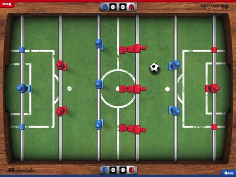 Foosball на iPad