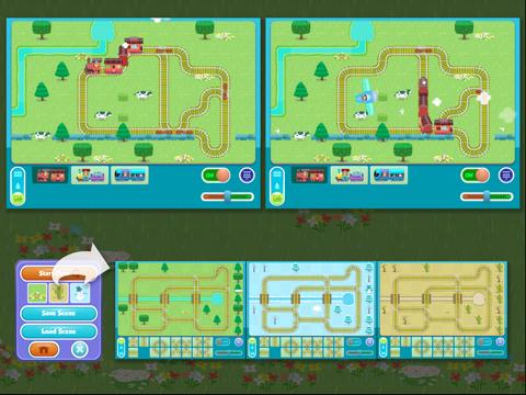 Tracks 'n' Trains: Zoo Trainのおすすめ画像2