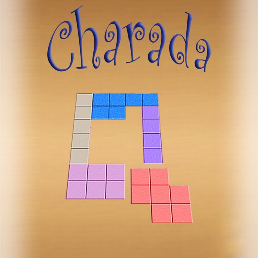 Charada (The rotating tile placing board puzzle game)
