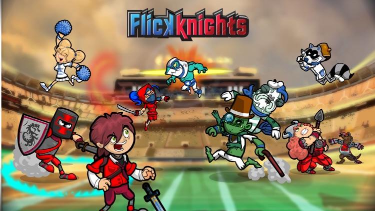 Flick Knights