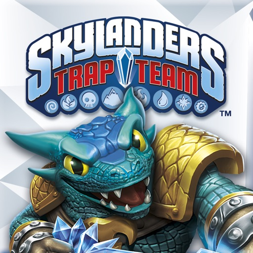 Skylanders Trap Team™ iPad Review