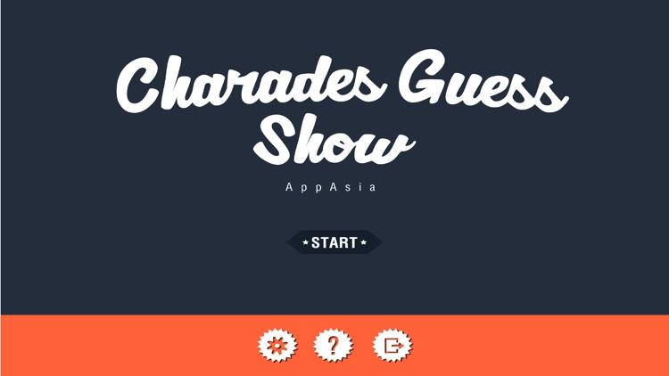 Charades Guess Show screenshot-0