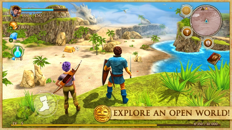 Beast Quest screenshot-2