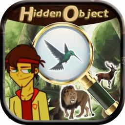 Forest Adventure Hidden Object