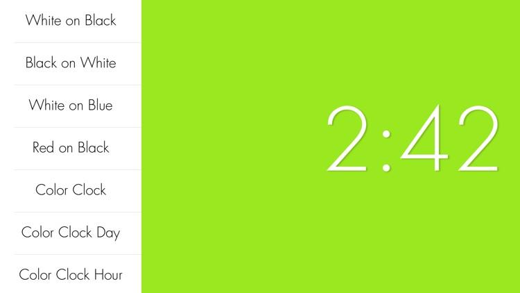 ZenClock: A Beautiful, Minimal Clock