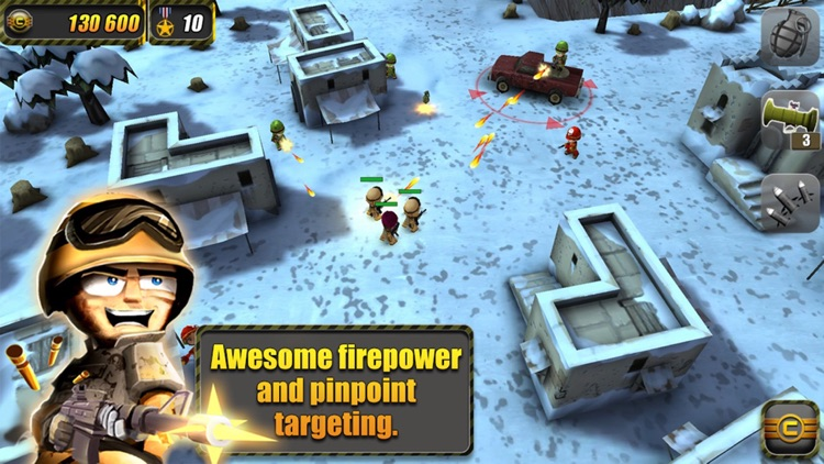 Tiny Troopers screenshot-4