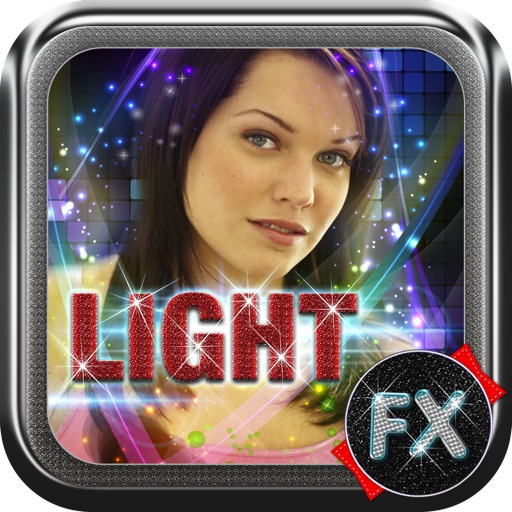 Amazing Lights FX - Create Your Own Photo with Laser Art & Disco Light Effects