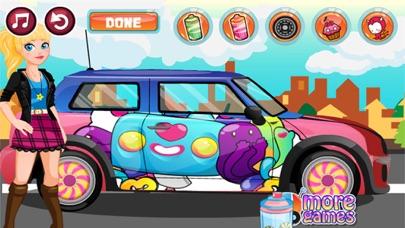 私の車を洗って-CN幼児ゲーム、母と子の遊び-ENのスクリーンショット4