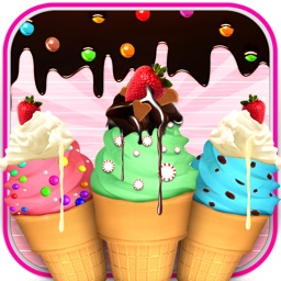 `Awesome Ice Cream Maker - Frozen Food Dessert  Free