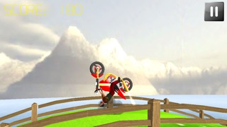Bike Stunt Man Crazy Heights screenshot four