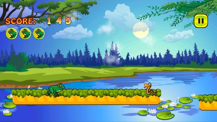 Froggy Jump Run - Free Frog Game