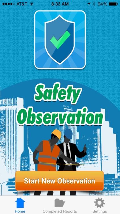 Safety Observation