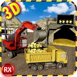 Gold Mining Simulator - Truck & Excavator