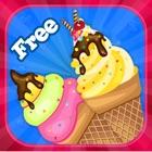 Ice Cream Maker -  Making & Decoration of Yummy Sundae & Popsicle icon